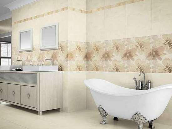 Как правильно выбрать керамическую плитку для ванны?