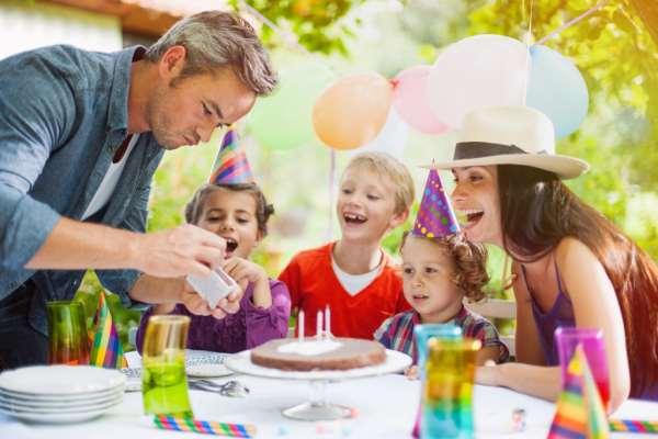 Лучшие места для празднования дня рождения ребенка