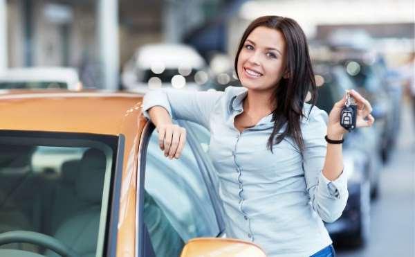 Цели для получения автомобиля напрокат