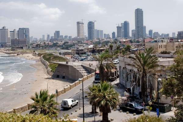 Экскурсии по Тель-Авиву