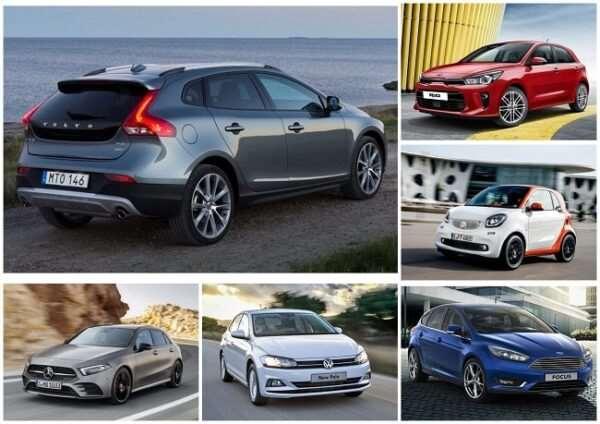 Список автомобилей, имеющих низкий расход топлива