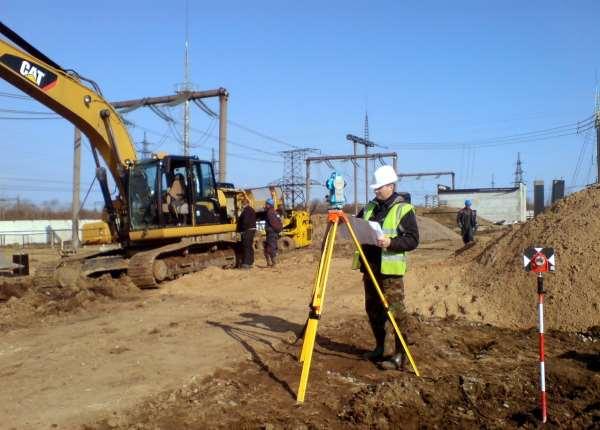 Услуги по геодезическим работам от «Лаборатории Экспертиз»