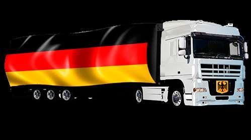 Профессиональная доставка различных грузов из Германии