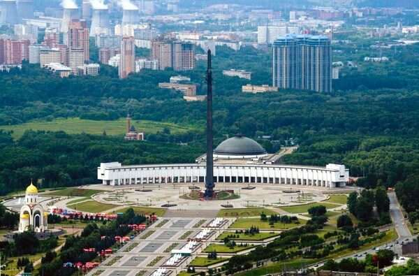 Парк Победы – мемориальный комплекс в Москве