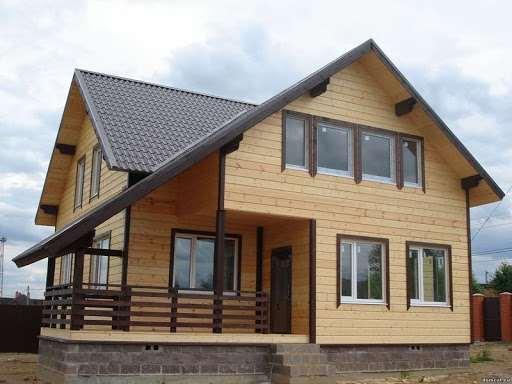 Каркасные дома — быстрая постройка и надежность