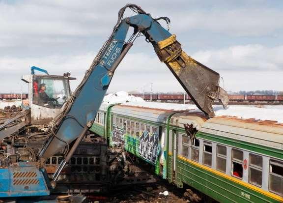 Основные этапы утилизации вагонов