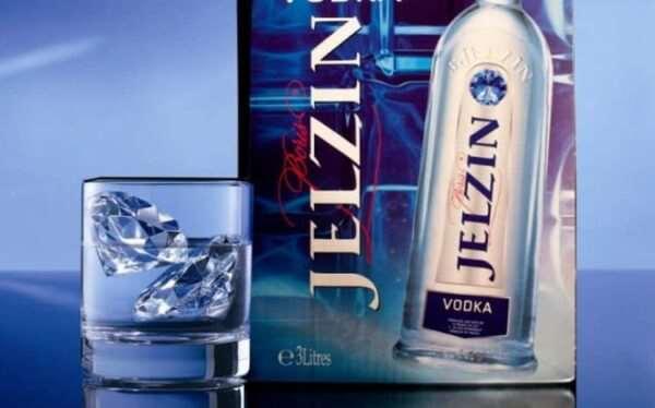 Качественная и вкусная водка «Ельцин» в тетрапаках