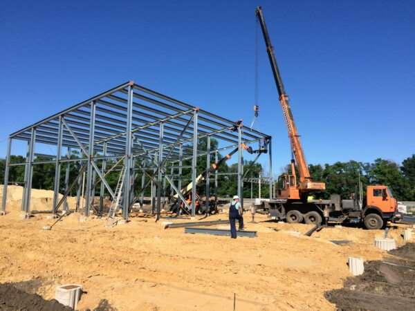 Профессиональное строительство ангаров спецами в Воронеже