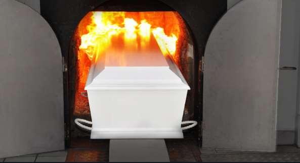 Услуги проведения кремации в городе Киев