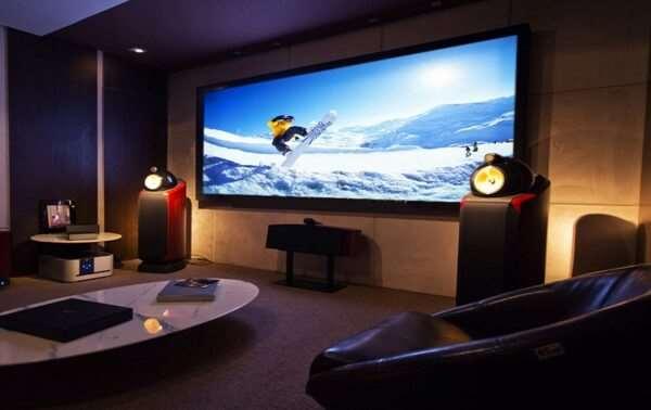 Быстрый монтаж и настройка домашних кинотеатров