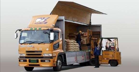 Универсальная схема транспортировки сборных грузов