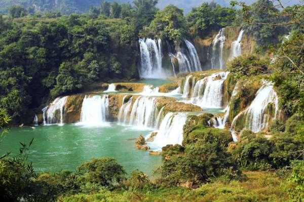 Дельта Меконга во Вьетнаме