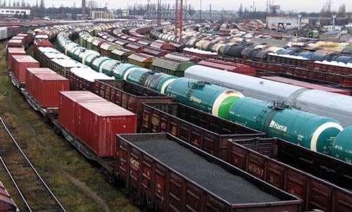 Услуги перевозок по железной дороге от «TK STARTUP»