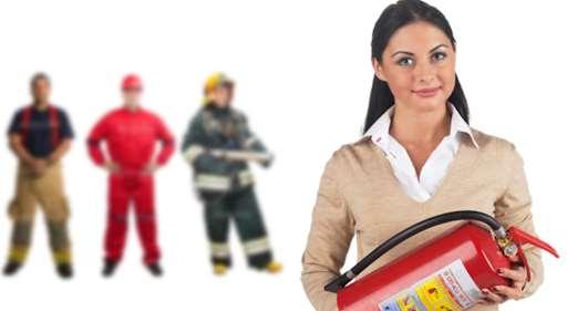 Пожарно-технический минимум для любых организаций