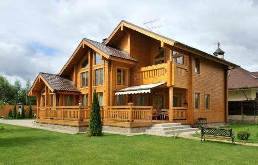 Проектирование и возведение домов из бруса в Костроме