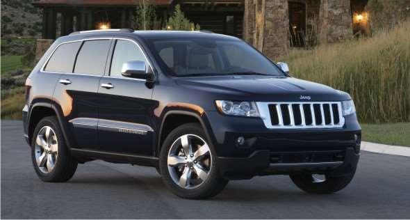 Автомобили Jeep — проходимость вкупе с вместительностью