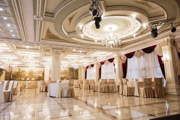 Банкетный зал для свадьбы – основной компонент успеха праздника