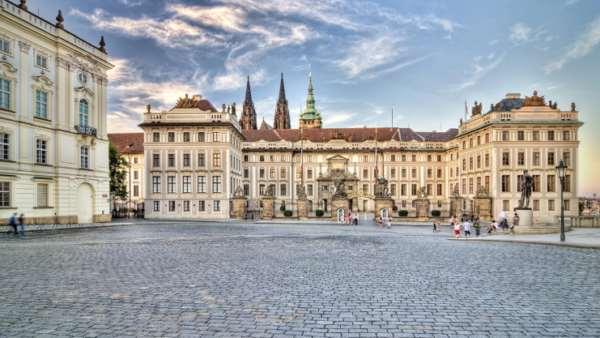 Основные достопримечательности Праги