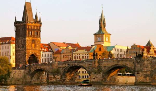 Изысканная Прага