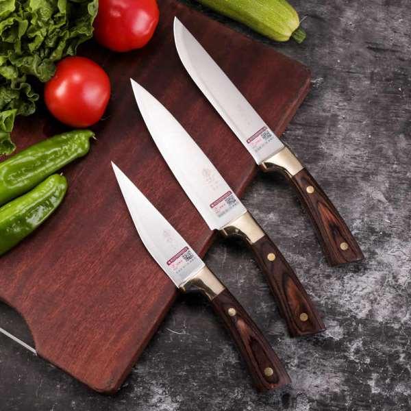 Необходимый набор кухонных ножей