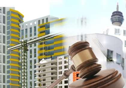 Решение юридических проблем с застройщиками