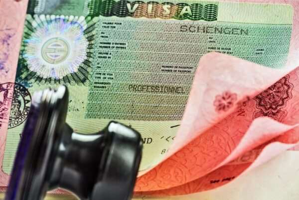 Оформление шенгенской визы самостоятельно