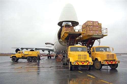 Авиационные грузоперевозки — максимальная оперативность