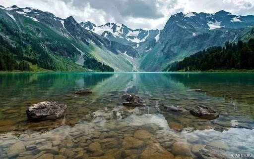Путешествие на Алтай – впечатляющие места