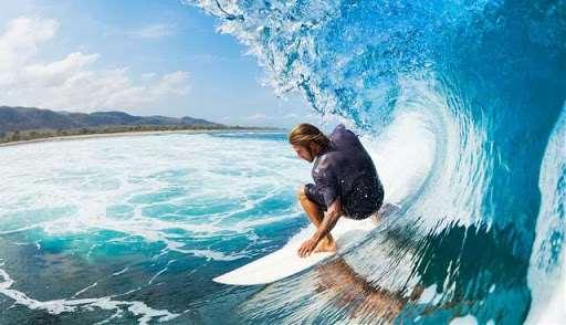 С чего начать обучение серфингу