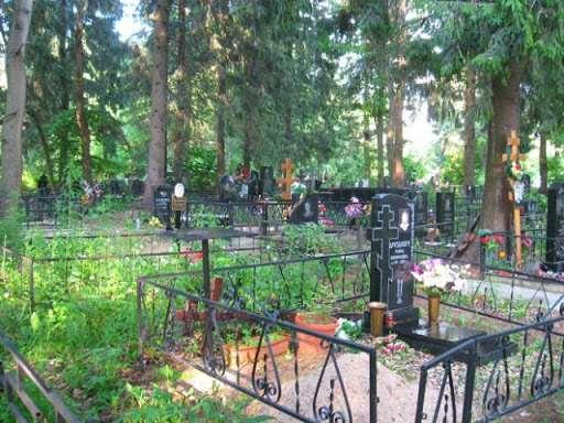 новое кладбище сергиев посад