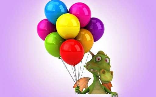 Качественные и красивые воздушные шары в МСК
