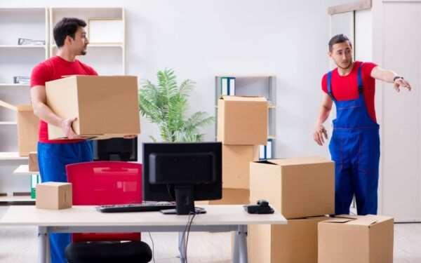 О важности привлечения спецов при офисном переезде
