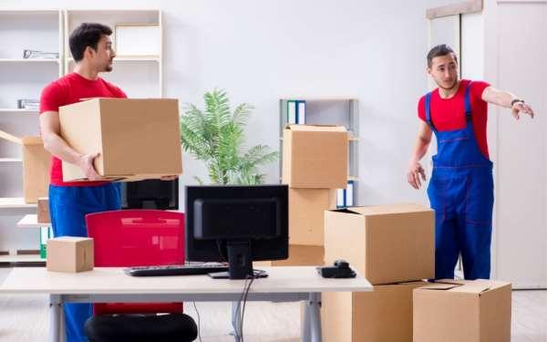 Организация офисного переезда в МСК спецами