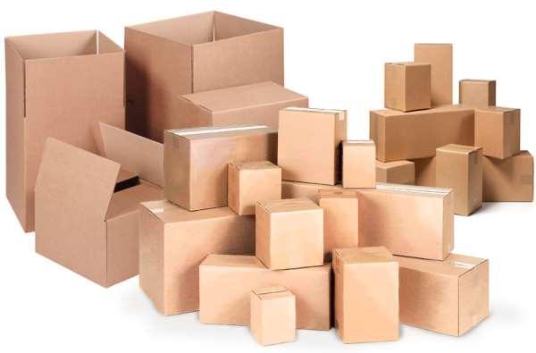 Картонные коробки от профильного магазина «PACK24»