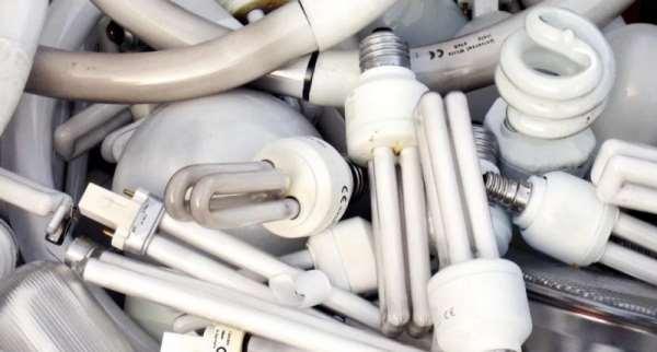 Квалифицированная и корректная утилизация отработанных ламп