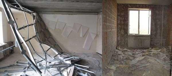 Профессиональные демонтажные работы для квартир