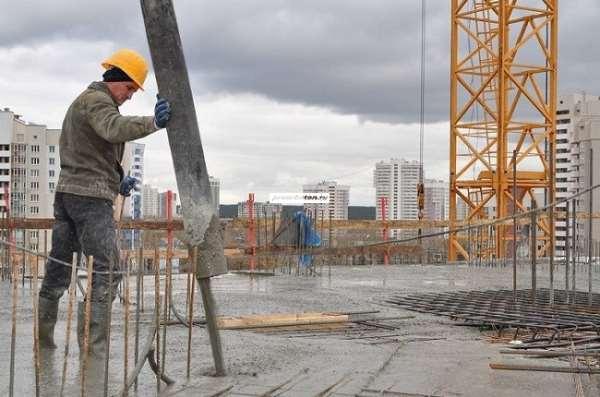 Услуги по монолитным бетонным работам в Перми