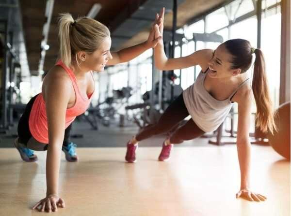 Польза от фитнеса для женщин