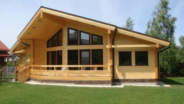 Реализация современных деревянных домов спецами