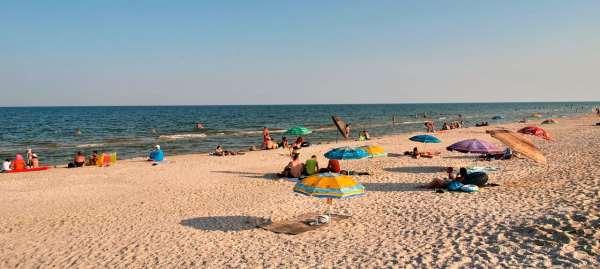 Кирилловка – спокойное место для отдыха на Азовском море