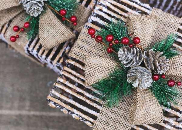 Новогодние подарки из фарфора — большое многообразие