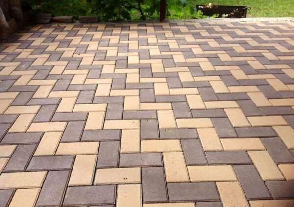 Высококачественная сертифицированная тротуарная плитка