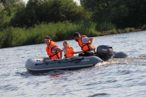 Лодки с моторами для охоты и рыбалки