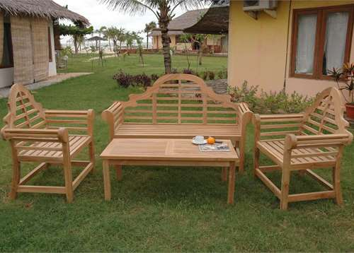 Как грамотно выбрать доступную мебель для сада и дачи?