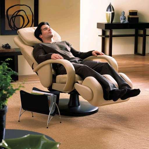 Надежные и функциональные массажные кресла для дома