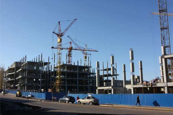 Реализация зданий и сооружений фирмой «СТРУКТУРА»