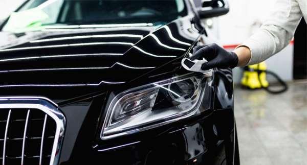 Химчистка и мойка автомобиля — тотальная очистка