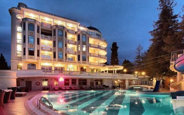 «Острова» - спа-отель в Сочи