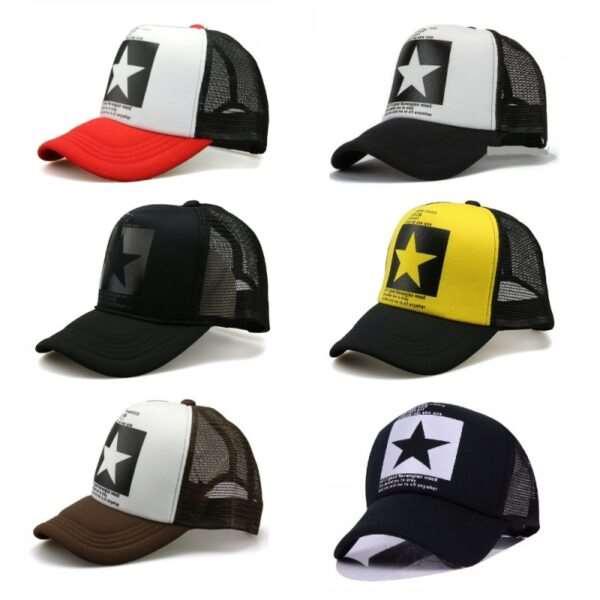 Что собой представляют кепки тракеры?