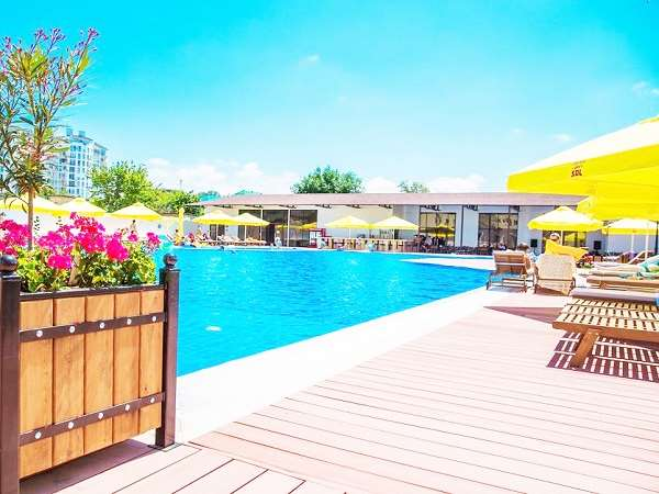 Отдых в Анапе: выбор гостиницы через GoodBooking.ru